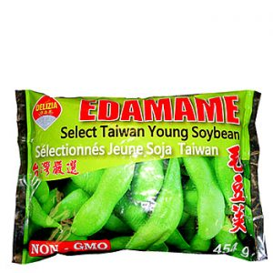 Frozen Soy Beans