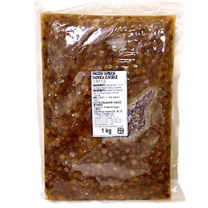 Frozen Cooked Tapioca