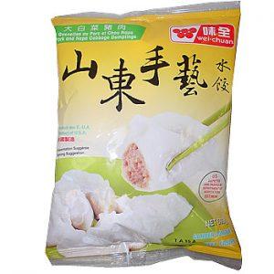 白菜豬肉水餃