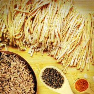 Grains, Beans, Noodles & Grocery