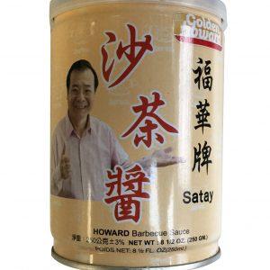 250g福華沙茶醬