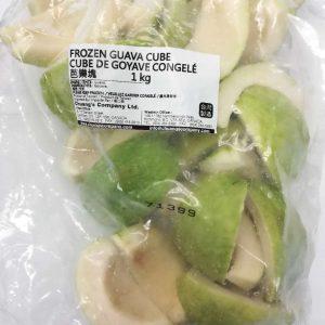 Frozen Guava Cube